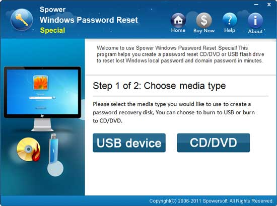 Reset Windows Server 2008/R2 Administrator Password on RAID